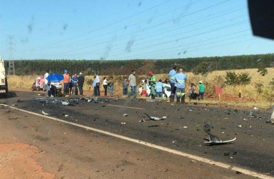 acidente na BR262 ceifa a vida de criança de 12 anos
