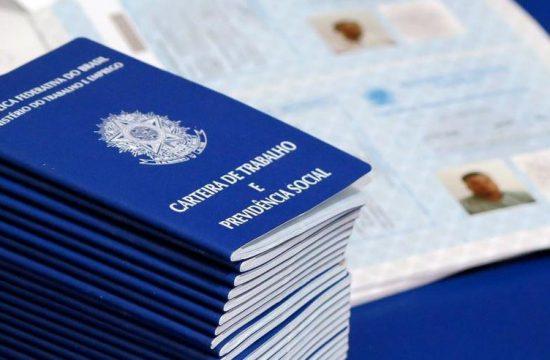 geração de empregos em Mato Grosso do Sul