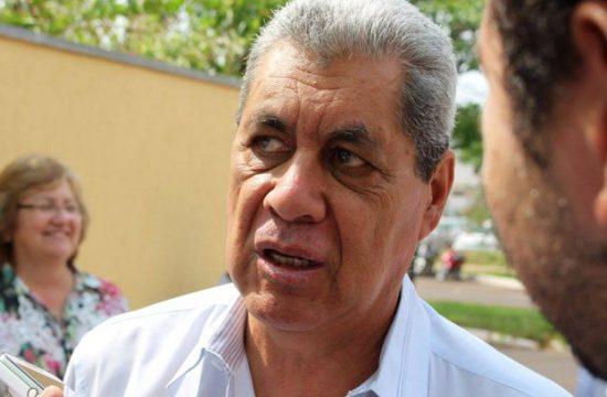 desde sexta feira o ex governador está preso
