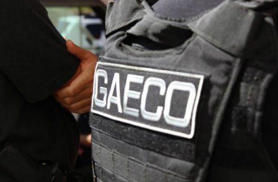 Gaeco investiga
