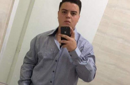João Víctor Richena assasinado a tiros no paraguai