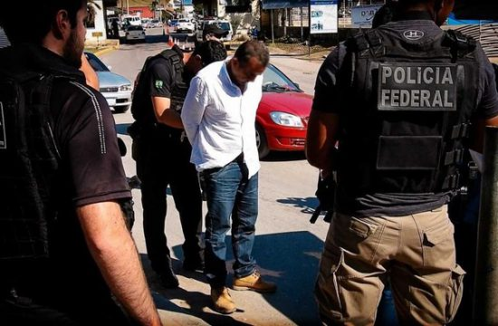 Traficante internacional é preso em corumbá