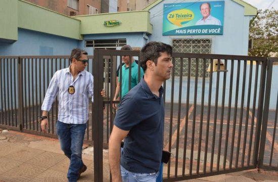 deputado Zé Teixeira preso